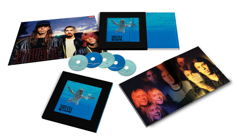 Nirvana | Nevermind | Super Deluxe Box Set