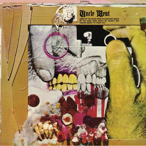 Frank Zappa | Uncle Meat | Vinyl LP