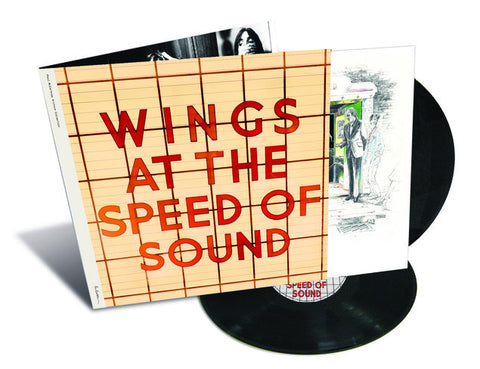 Paul McCartney and Wings | Wings at the Speed of Sound | Vinyl 2LP 180 Gram