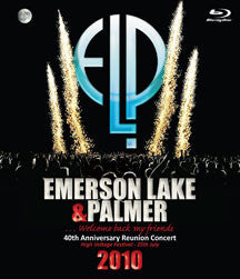 Emerson, Lake & Palmer | 40th Anniversary Reunion Concert | Blu-ray or DVD