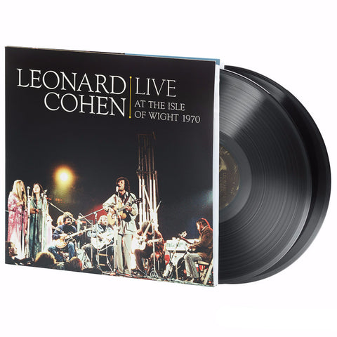 Leonard Cohen | Live at the Isle of Wight 1970 | Vinyl LP