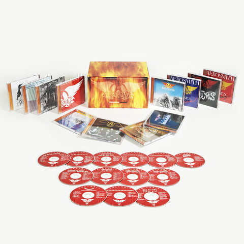 Aerosmith | Box of Fire | 13 CD Box Set