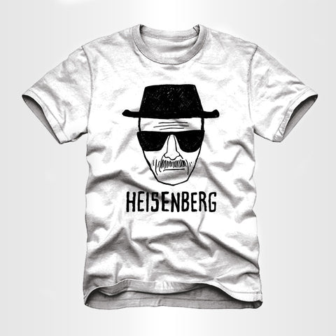 Breaking Bad | White Heisenberg Sketch | T-shirt
