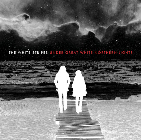 The White Stripes | Under Great White Northern Lights | Vinyl LP