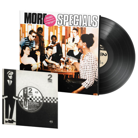 The Specials | More Specials | 180g Vinyl LP + Bonus 7""