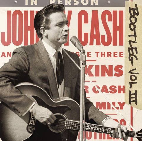 Johnny Cash | Bootleg Vol. 3: Live Around the World | CDs