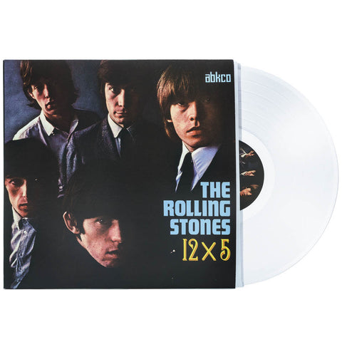 The Rolling Stones | 12 X 5 | Clear Vinyl LP