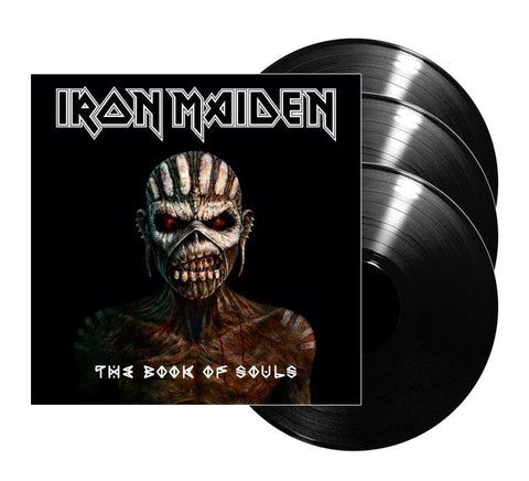Iron Maiden | The Book of Souls | 180g Vinyl 3LP