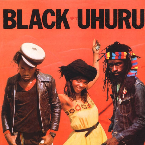 Black Uhuru | Red | Vinyl LP