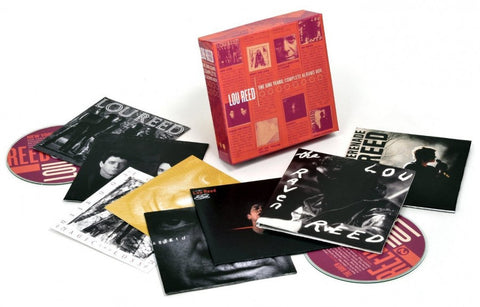 Lou Reed | The Sire Years: Complete Albums Box | CD Set