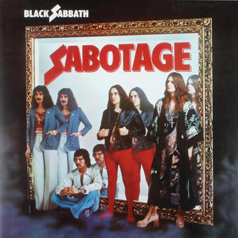 Black Sabbath | Sabotage | 180g Vinyl LP [UK Import]