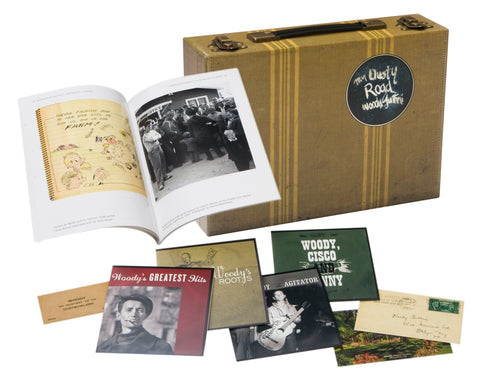Woody Guthrie | My Dusty Road | CD Set