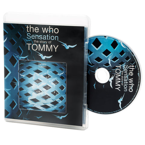The Who | Sensation: The Story of Tommy | Blu-ray or DVD
