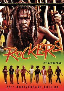 Music Movie | Rockers (25th Anniversary Edition) | DVD
