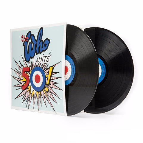 The Who | The Who Hits 50! | 180g Vinyl 2LP