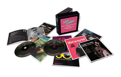 Sam Cooke | The RCA Albums Collection | CD Box Set