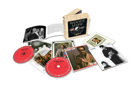 Woody Shaw | The Complete Columbia Albums Collection | CD Set