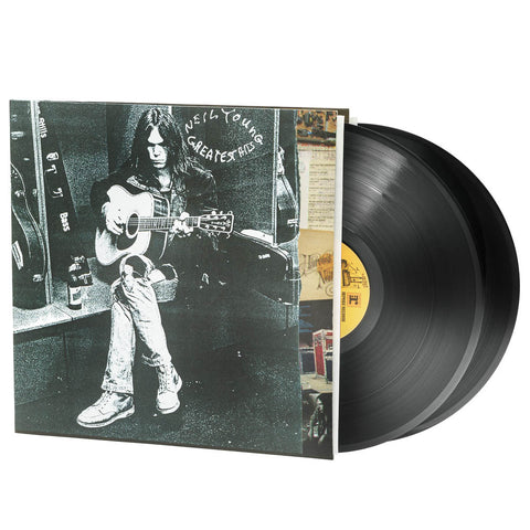 Neil Young | Greatest Hits | Vinyl 2LP 180 Gram + Bonus 7""