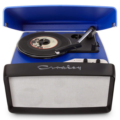 Crosley | CR6010A Collegiate Portable USB Turntable (Blue)