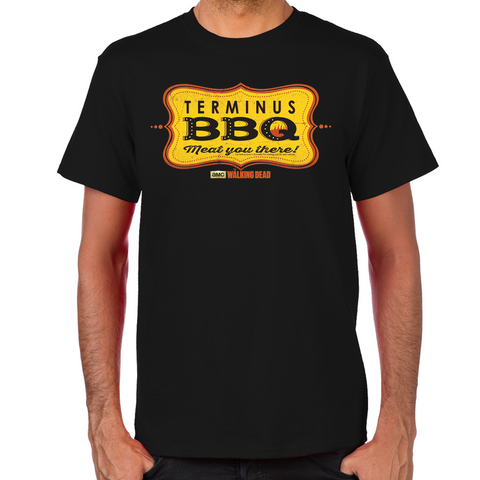 The Walking Dead | Terminus BBQ | T-shirt