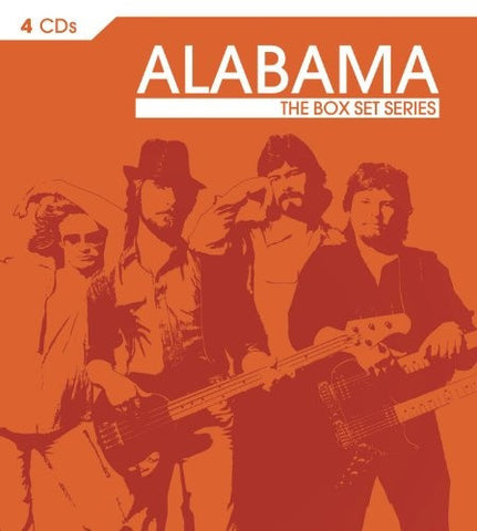 Alabama | The Box Set Series | 4 Album CD Box Set