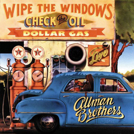 The Allman Brothers Band | Wipe The Windows, Check The Oil, Dollar Gas | 180g Vinyl 2LP