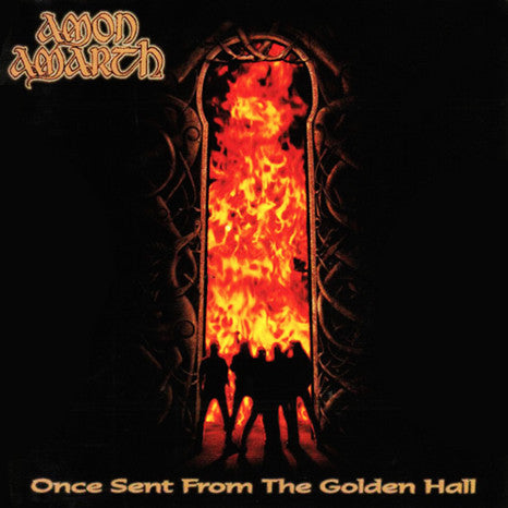 Amon Amarth | Once Sent From The Golden Hall | Limited Edition 180g Vinyl LP