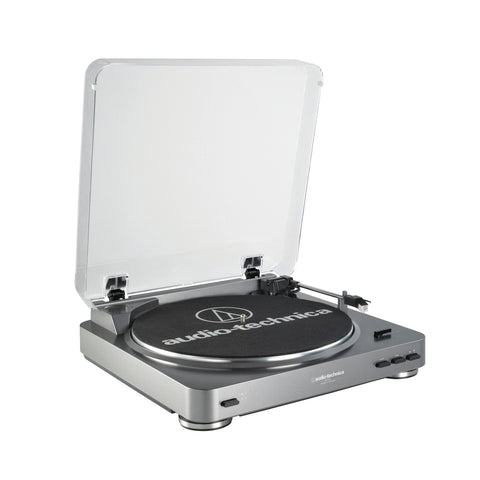 Audio-Technica | AT-LP60 Fully Automatic Belt-Drive Stereo Turntable
