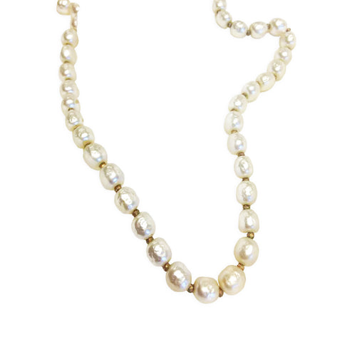 Outlander | Claire's Pearl Necklace Replica