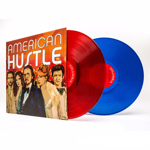 Various Artists | American Hustle: Original Soundtrack | Colored Vinyl 2LP