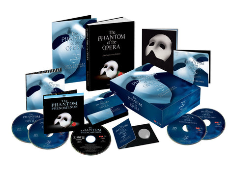Andrew Lloyd Webber/ Original London Cast | The Phantom of the Opera 25th Anniversary Box | CD Set