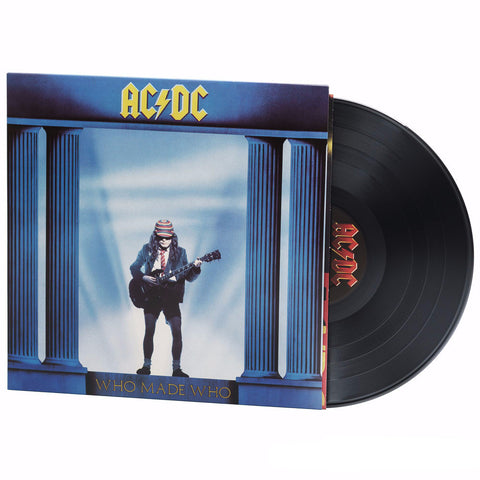 AC/DC | Who Made Who | 180g Vinyl LP