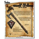 Vikings | Axe of Ragnar Lothbrok (Limited Edition)