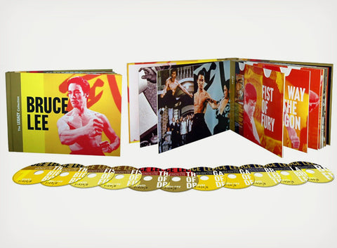 Bruce Lee | Bruce Lee Legacy Collection | Blu-Ray Box Set