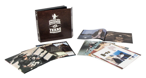 Stevie Ray Vaughan and Double Trouble | Texas Hurricane | 33 RPM 200 Gram Vinyl Box Set