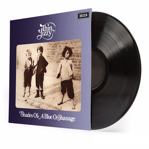 Thin Lizzy | Shades of a Blue Orphanage  | 180g Vinyl LP