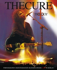 The Cure | The Cure: Trilogy (Live In The Tempodrom Berlin November 2002) | Blu-ray or DVD