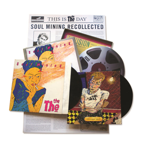 The The | Soul Mining | 30th Anniversary Deluxe Edition 180g Vinyl 2LP