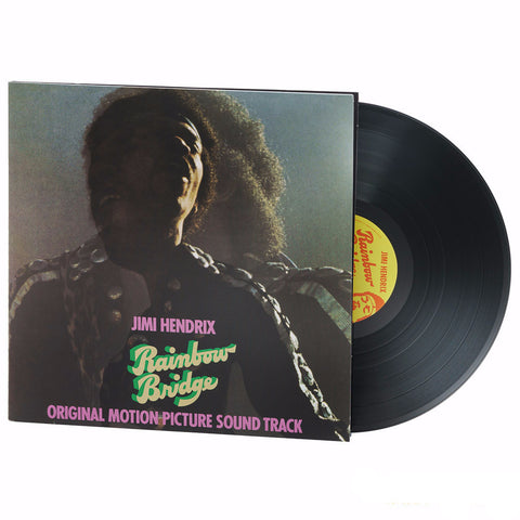 Jimi Hendrix | Rainbow Bridge | 200g Vinyl LP
