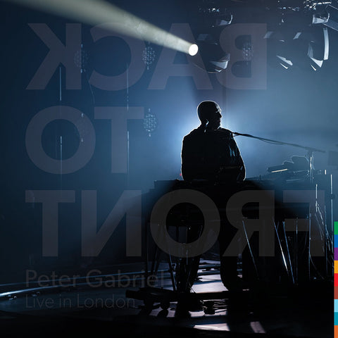 Peter Gabriel | Back To Front - Live In London Deluxe Edition | 2xCD + 2xDVD