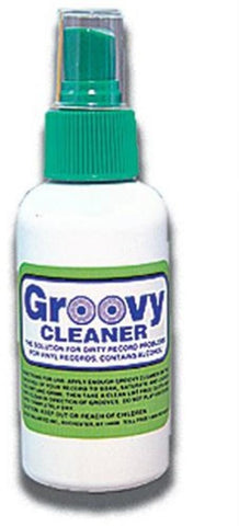 Bags Unlimited | AGC-4 Groovy LP Cleaning Fluid (4oz, 118ml)