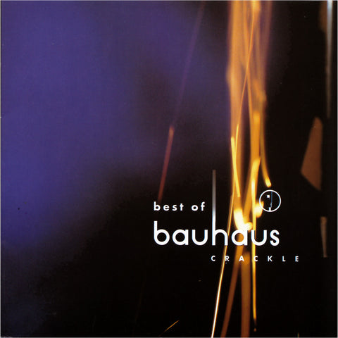 Bauhaus | Crackle: Best Of Bauhaus | 2xLP