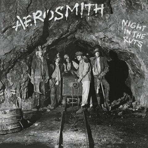 Aerosmith | Night in the Ruts | 180g Vinyl LP