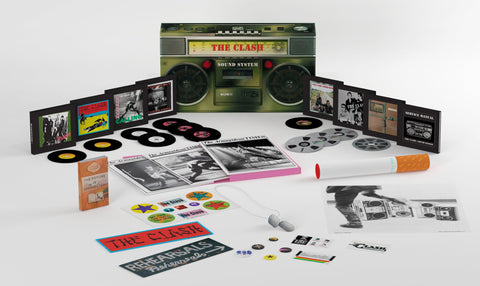 The Clash | Sound System | CD Box Set