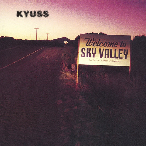 Kyuss | Welcome to Sky Valley | Vinyl LP