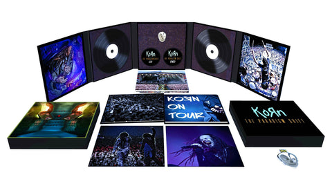 Korn | The Paradigm Shift (Super Deluxe Edition) | CD Set