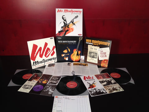 Wes Montgomery | In the Beginning  | 180g 3 LP Vinyl Box Set