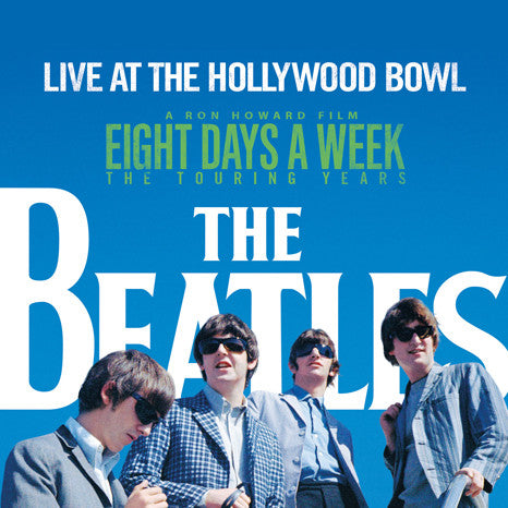 "The Beatles Polska: Ukazała się koncertowa płyta ""The Beatles: Live At The Hollywood Bowl"""