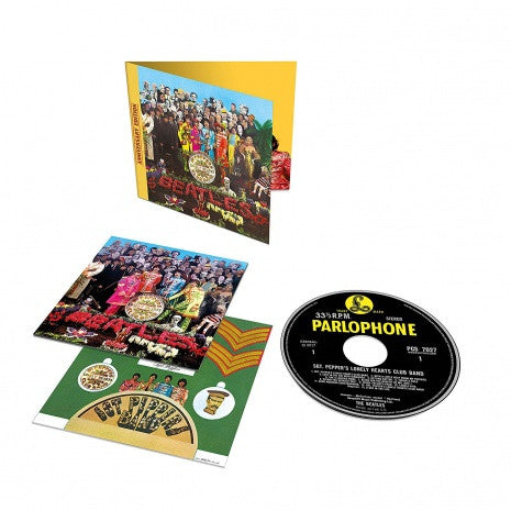 The Beatles | Sgt. Peppers Lonely Hearts Club Band: 50th Anniversary | CD
