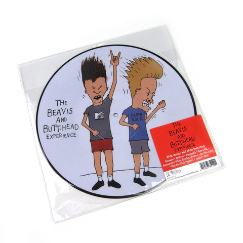 The Beavis & Butt-Head Experience | Limited Edition Picture Disc LP